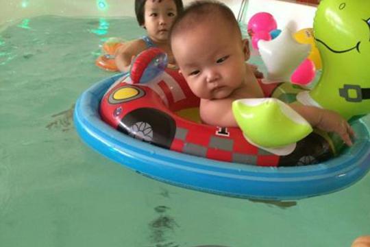 咿蕾娃婴儿游泳馆加盟