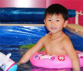 安馨宝宝游泳加盟店