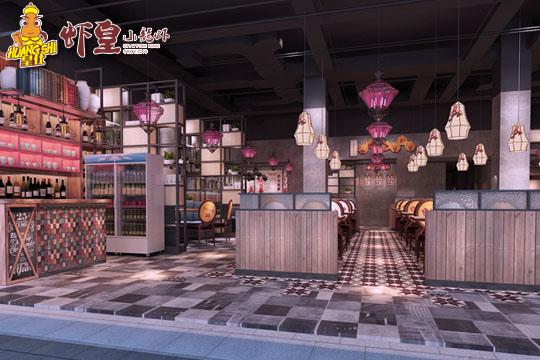 皇仕虾皇上海加盟店