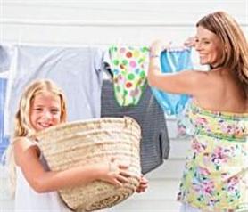 亮洁星洗衣加盟店