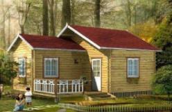 金家小木屋