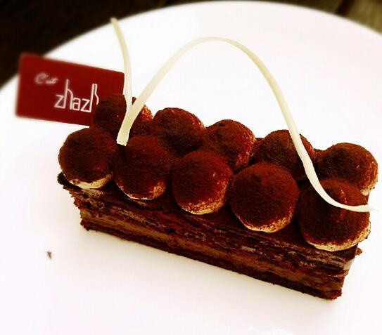 C'est zhazha巧克力小酒馆加盟