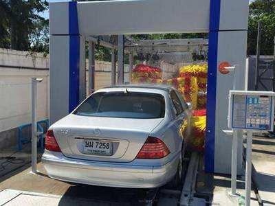 永恒上洗车设备