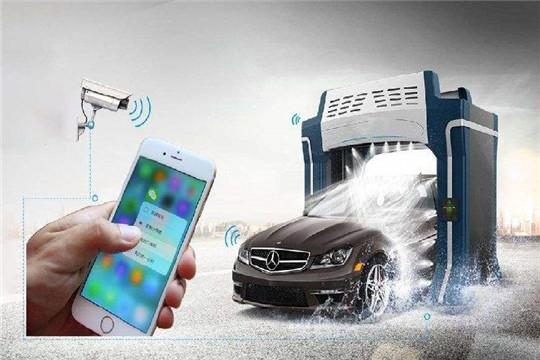 太仆智能洗车
