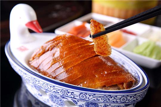 鴨主播北京烤鴨加盟