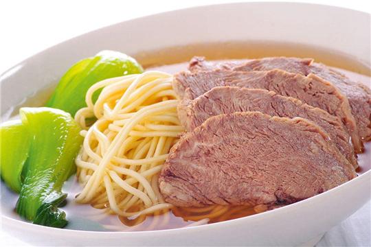 杨记清芳牛肉拉面加盟