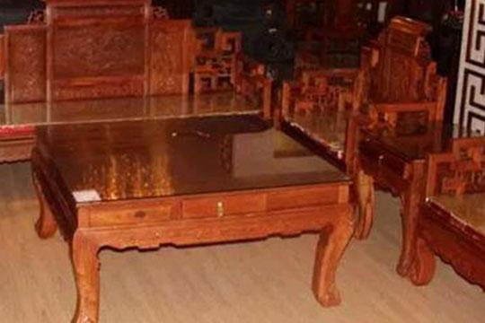奇典红木家具加盟