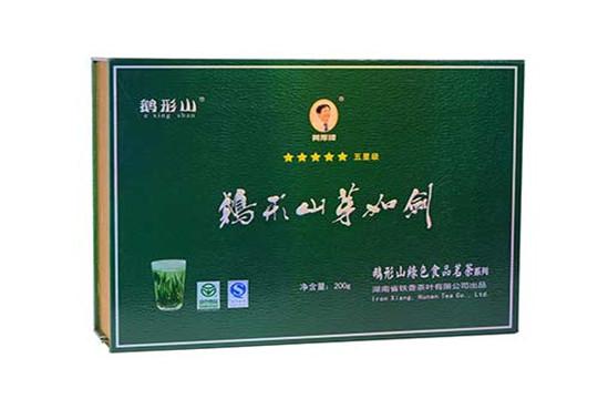 铁香茶叶加盟