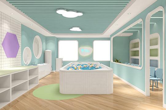 水母艾拉嬰幼兒水育中心加盟