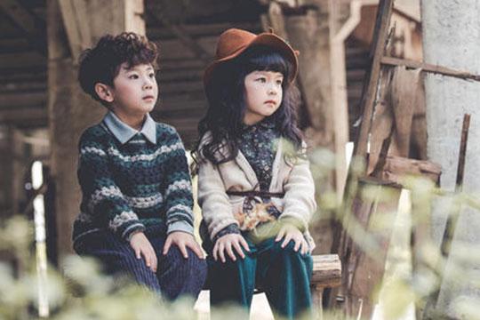 童裔童装加盟