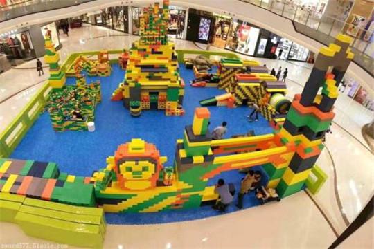 环球港儿童乐园加盟