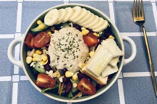 O2Light氧光轻食沙拉加盟