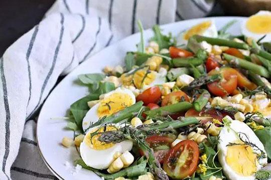 沙气腾腾SaladTop轻食沙拉加盟