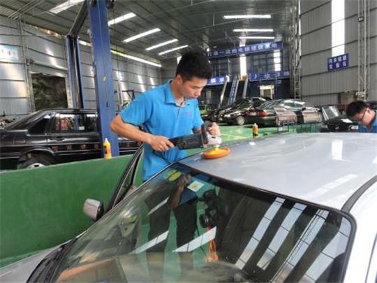 未来车艺汽车漆面养护加盟