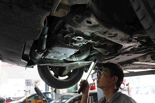 奥客迪汽车维修加盟