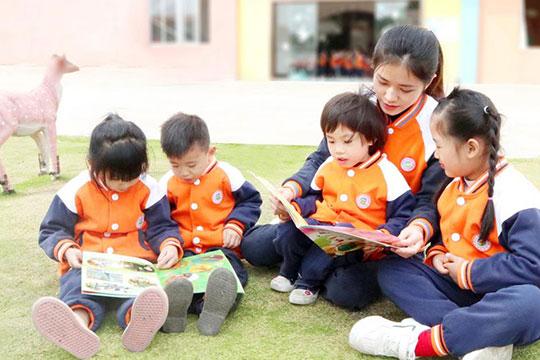伊贝迪幼儿园加盟