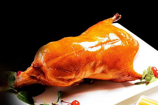 一炉百炼北京烤鸭加盟