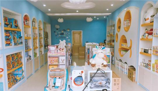 Sweet全球母婴生活馆加盟