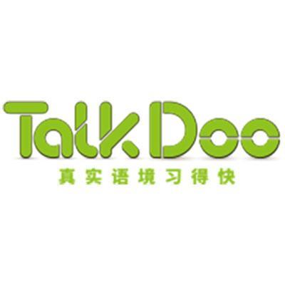TalkDoo真实语境英语加盟