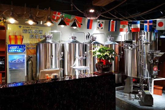 巴酷斯精酿啤酒加盟