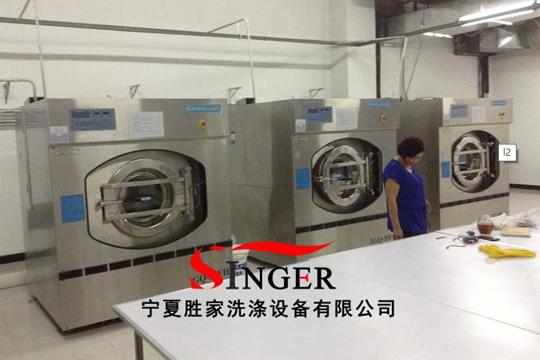 舒心洗衣加盟
