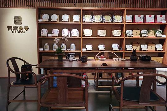 东南多奇福鼎白茶加盟