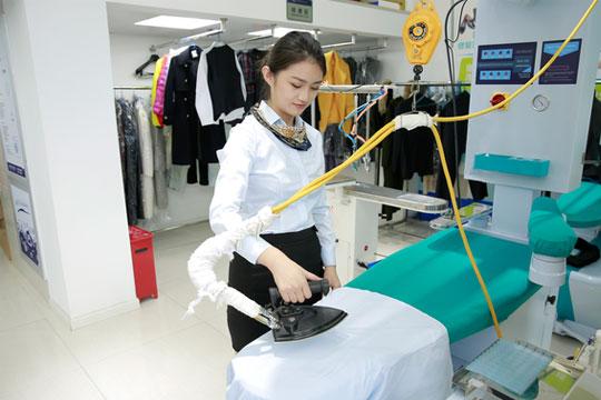 莱顿国际洗衣加盟