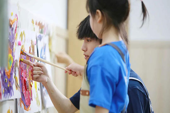 犀牛绘国际儿童美术中心加盟