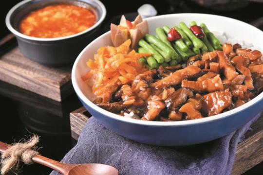 乐来佳中式快餐加盟