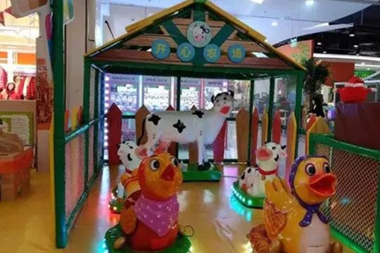 宝贝基地儿童主题乐园加盟