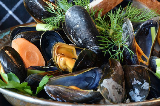 海鲜时间自助餐加盟