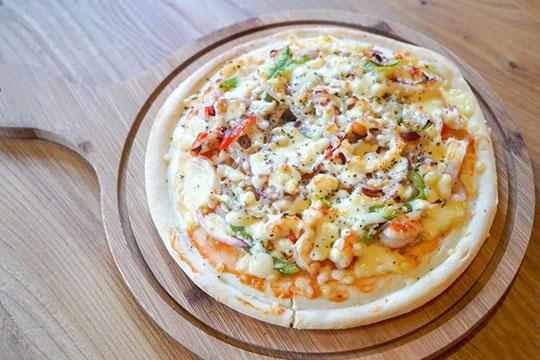披薩范加盟