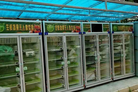 UE生鲜智能果蔬加盟