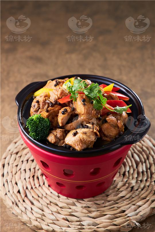陶炉鸡快餐加盟