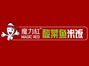 魔力红酸菜鱼米饭