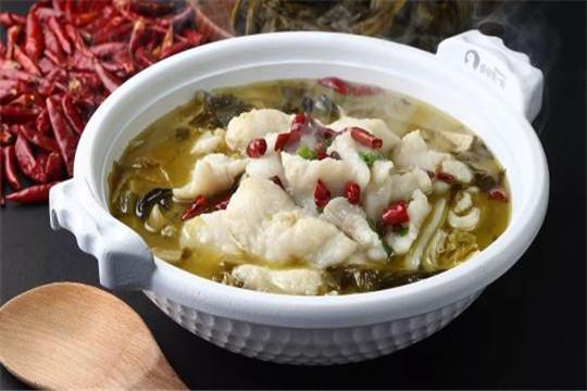 天福酸菜鱼加盟