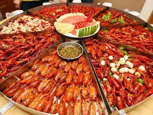蝦說食話加盟